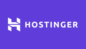 Hostinger review banner