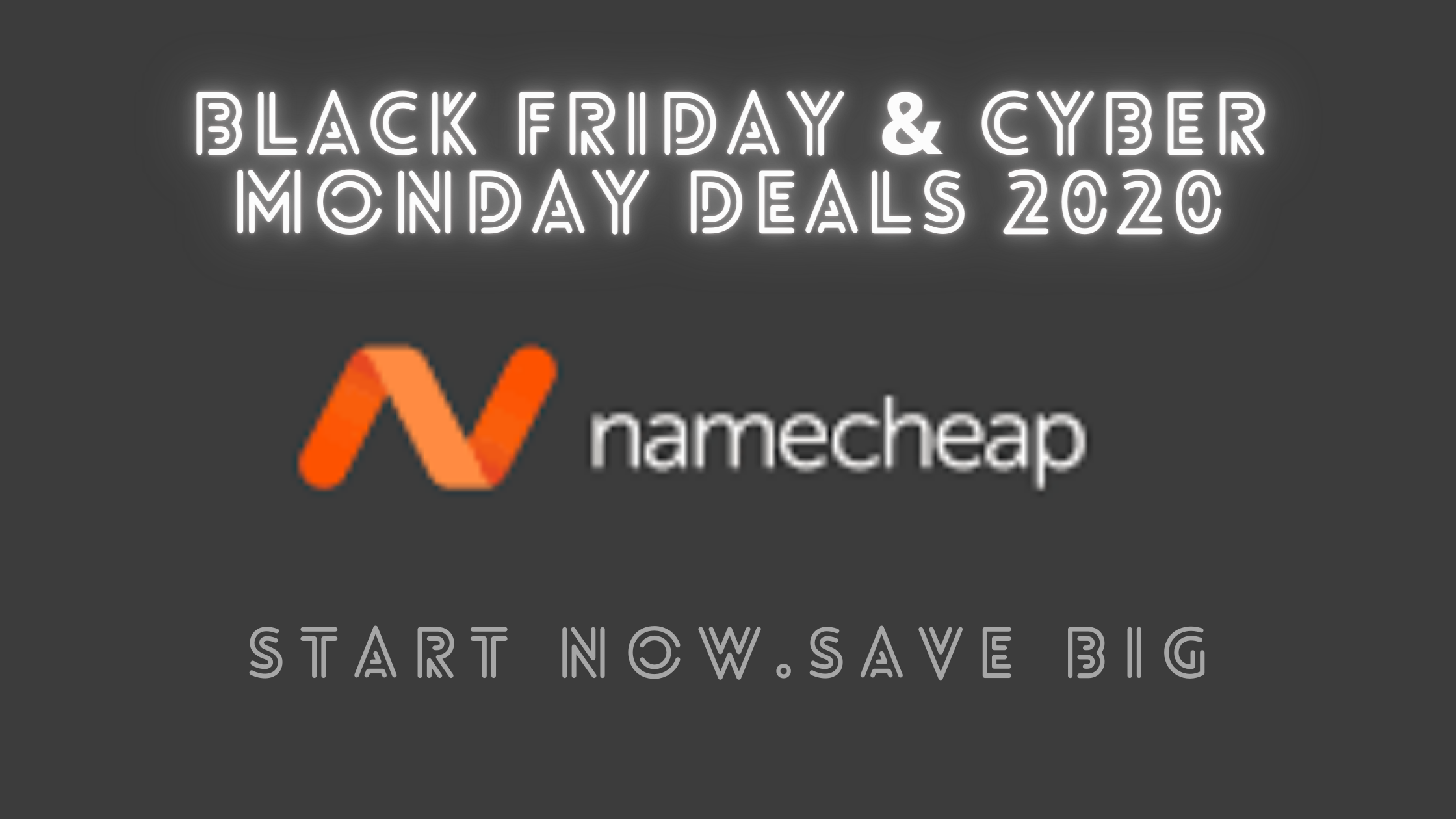 namecheap black friday & cyber monday 2021