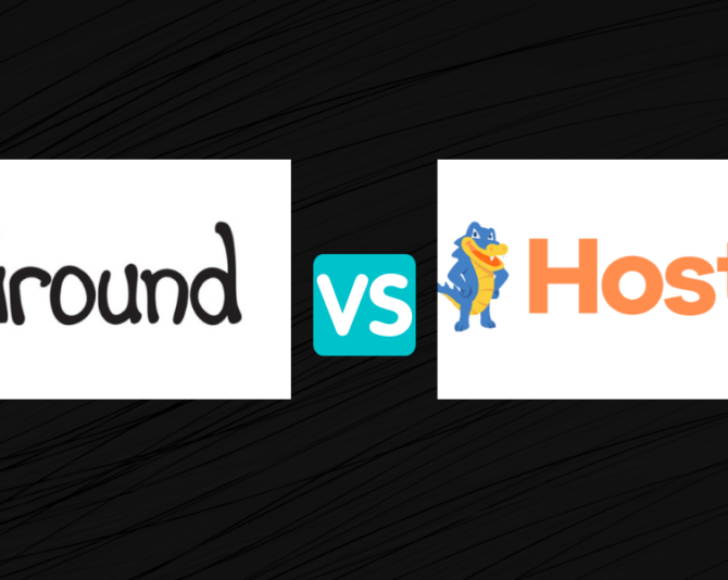 Siteground v/s Hostgator Comparison – Which Is The Best?