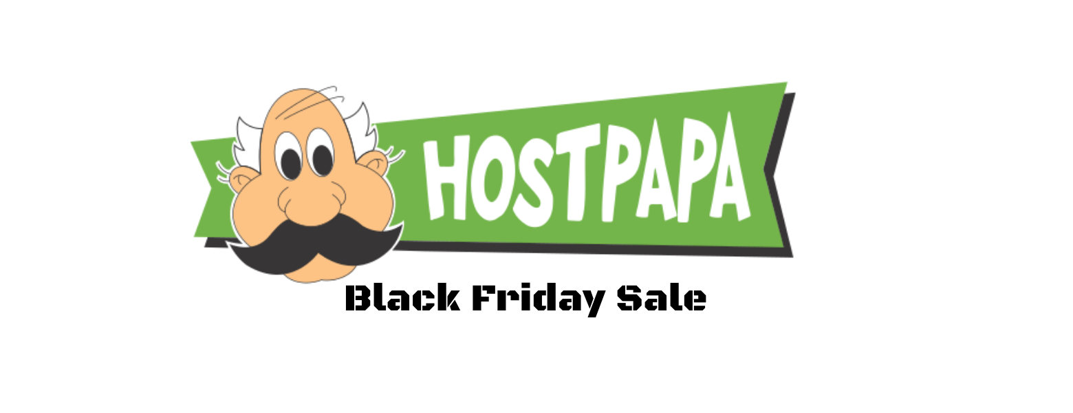 HostPapa Black Friday Sale