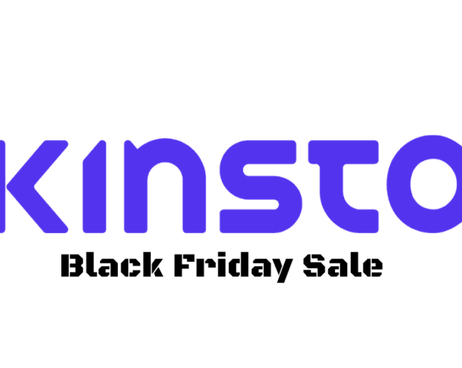 Kinsta Black Friday and Cyber Monday Deals 2021